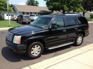 2002 Cadillac Escalade All Wheel Drive,  Just Inspected,  Ready To Go photo