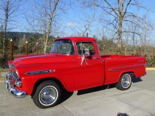 1959 Chevrolet Apache Fleetside photo