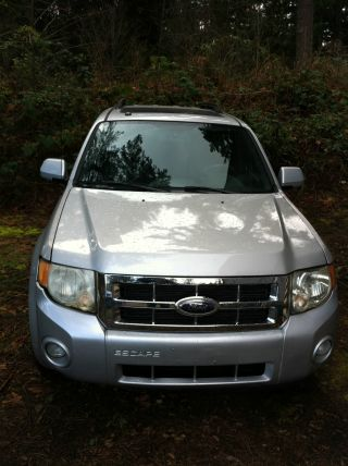 2008 Ford Escape Limited Sport Utility 4 - Door 3.  0l Rebuilt Title photo