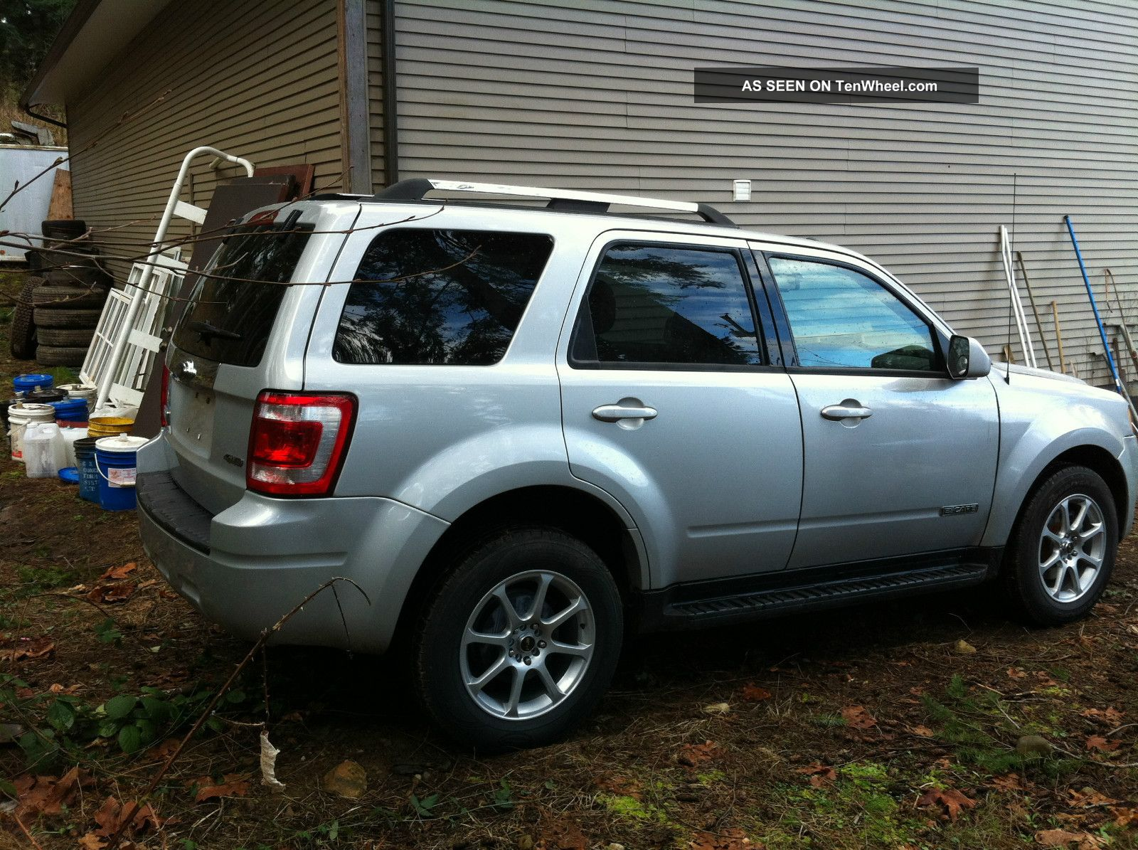 2008 Ford Escape Limited Sport Utility 4 Door 3 0l