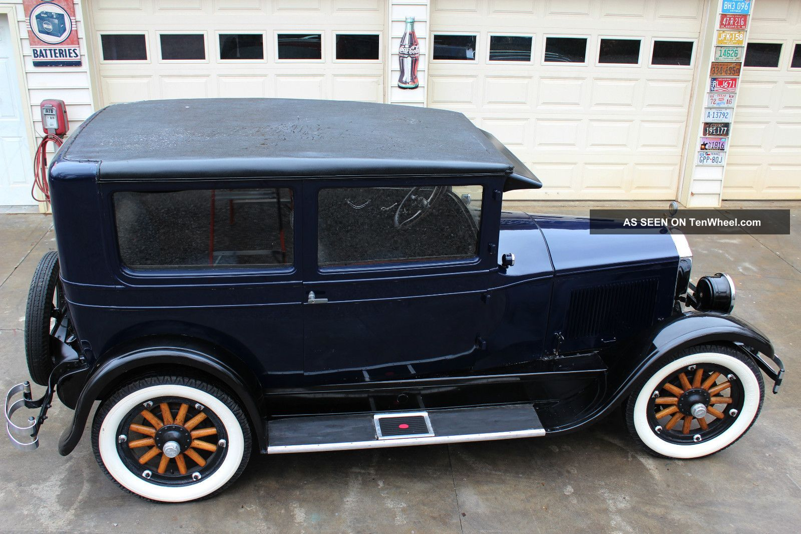 1927 Buick 2 Door Sedan. . . .  Rock Solid. . . .  Inline 6 Cyclinder. . . .  Tires Other photo