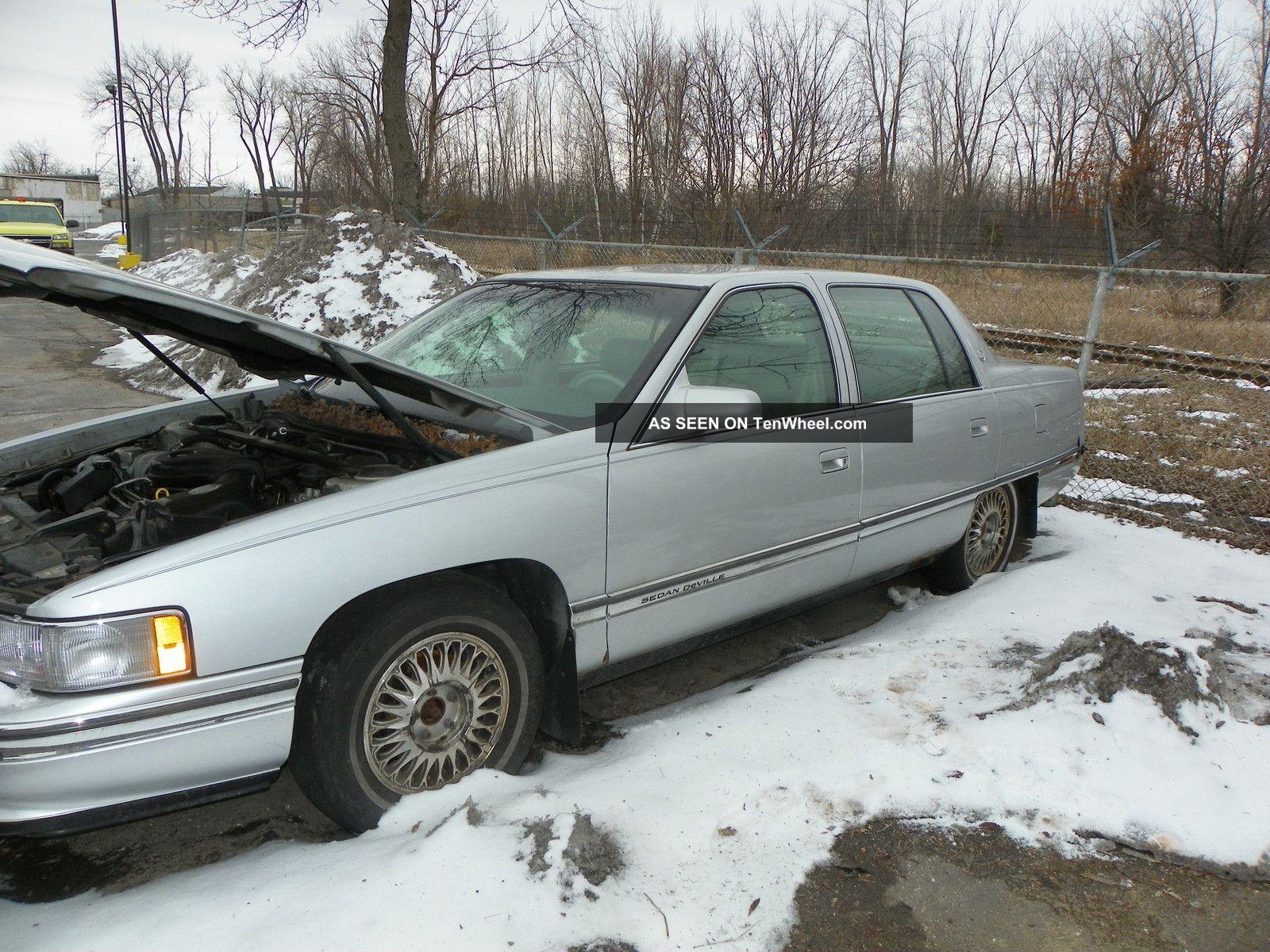 Cadillac Deville Base Sedan Door L Lgw