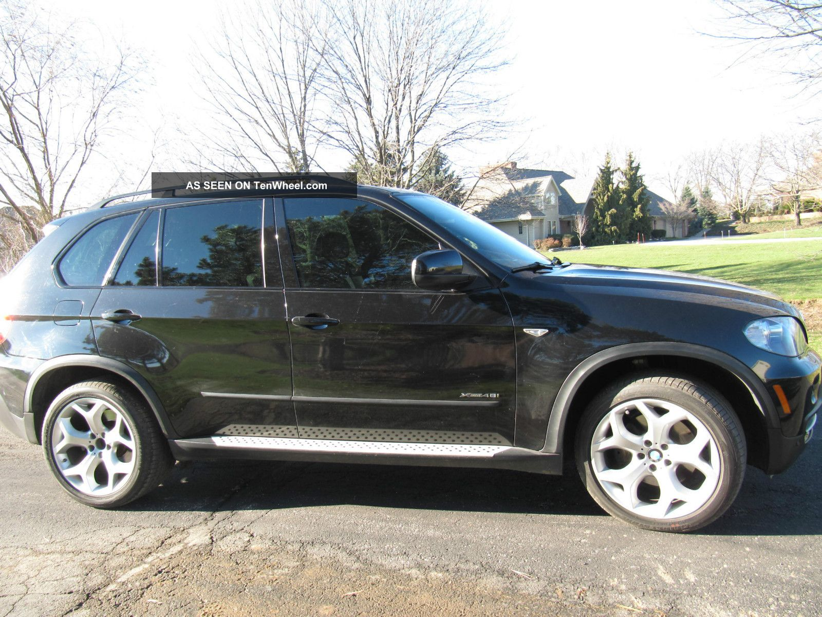 2009 bmw x5 suv sport utility 4 8liter all power auto. Black Bedroom Furniture Sets. Home Design Ideas