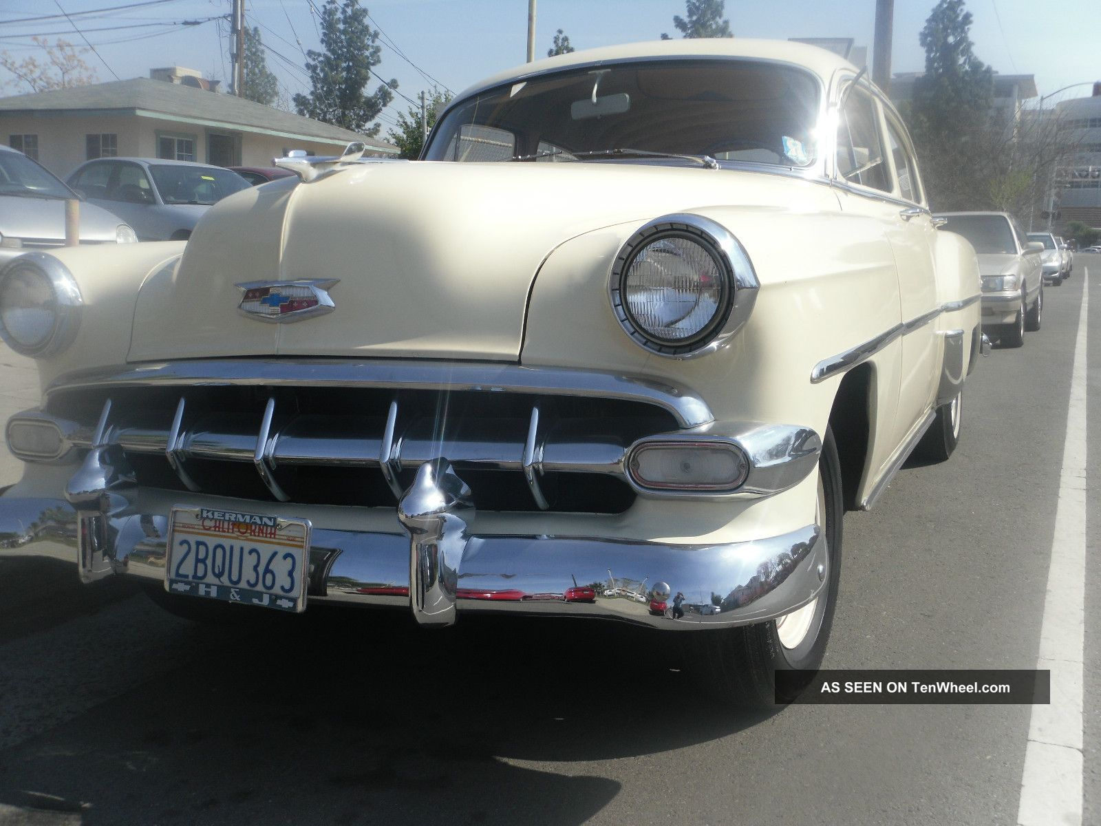 1954 Chevrolet Bel Air/150/210 photo
