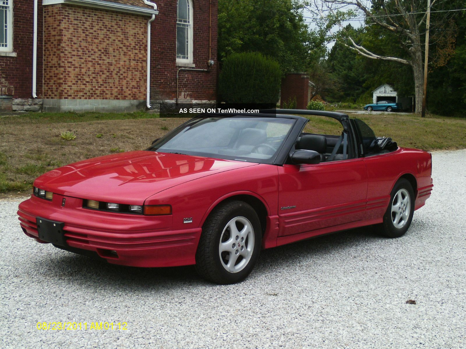 1994 oldsmobile convertible