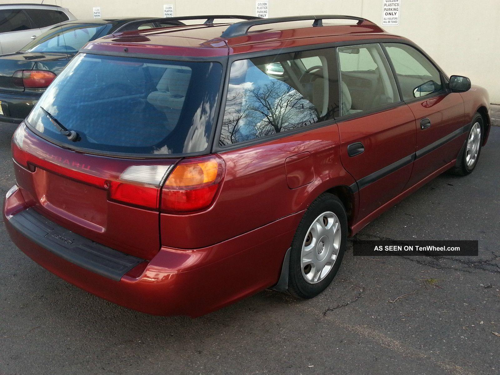 2002 subaru legacy l wagon auto only 117k. Black Bedroom Furniture Sets. Home Design Ideas