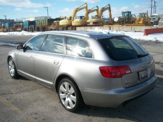 2006 Audi A6 Quattro Avant Wagon 4 - Door 3.  2l photo