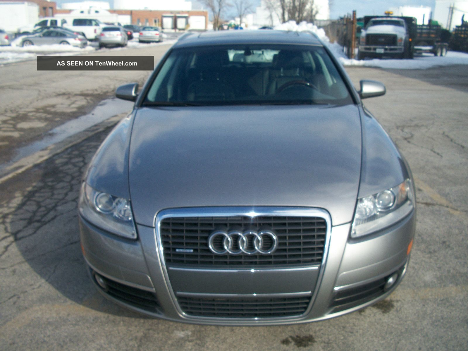 2006 audi a6 avant 2 7 tdi quattro related infomation specifications weili automotive network. Black Bedroom Furniture Sets. Home Design Ideas