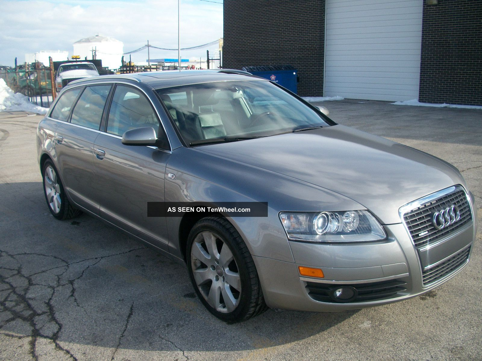 2006 audi a6 quattro avant wagon 4 door 3 2l. Black Bedroom Furniture Sets. Home Design Ideas