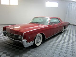 1966 Lincoln Continental Convertible Completely Condition photo