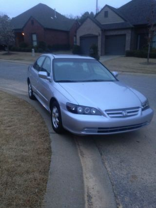 2002 Honda Accord Ex photo