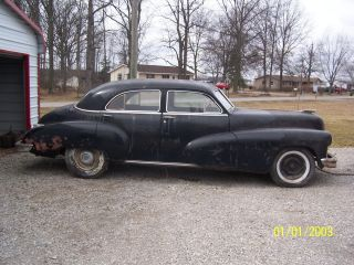 1947 Cadillac Series 62 Sadan photo