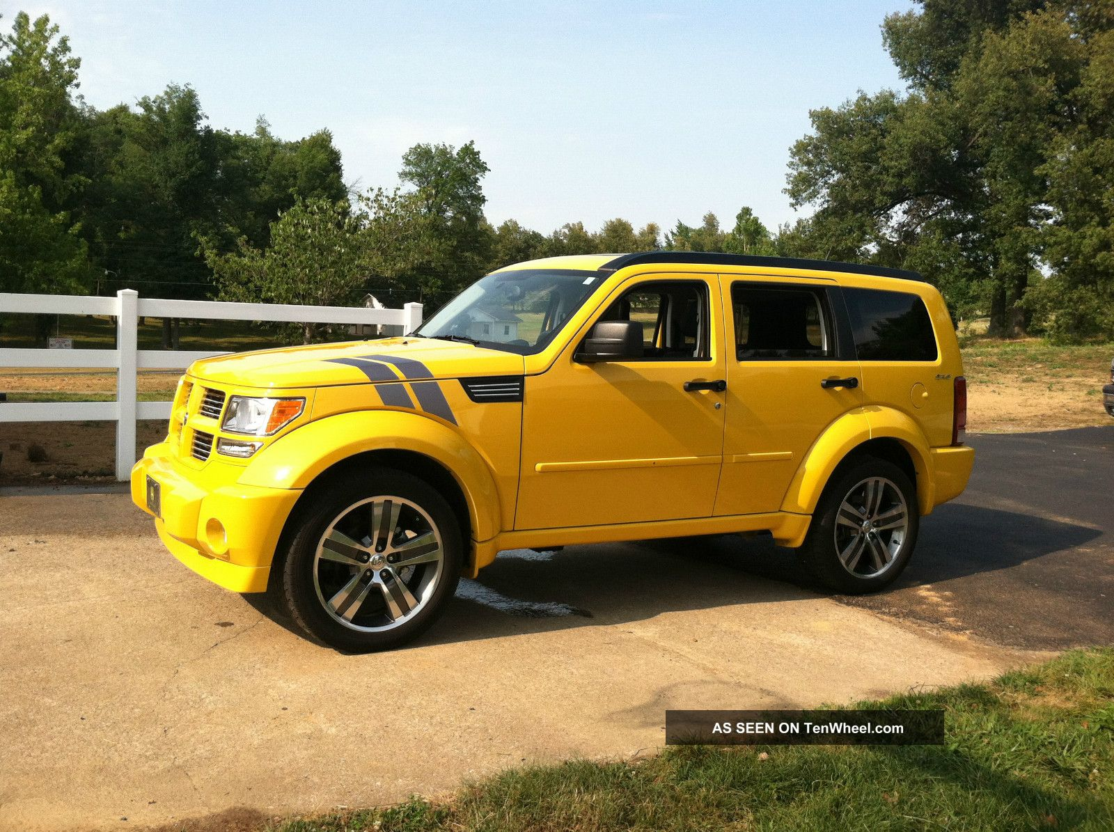 2011 Dodge Nitro Shock Sport Utility 4 Door 4 0l
