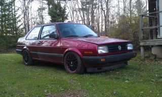 1990 Volkswagen Jetta Gl Sedan 2 - Door 1.  8l photo