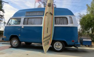 1973 Vw Bus Camper photo