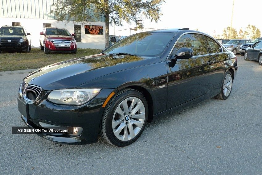2011 Bmw 328 Coupe 3 0l V6 Abs Cruise