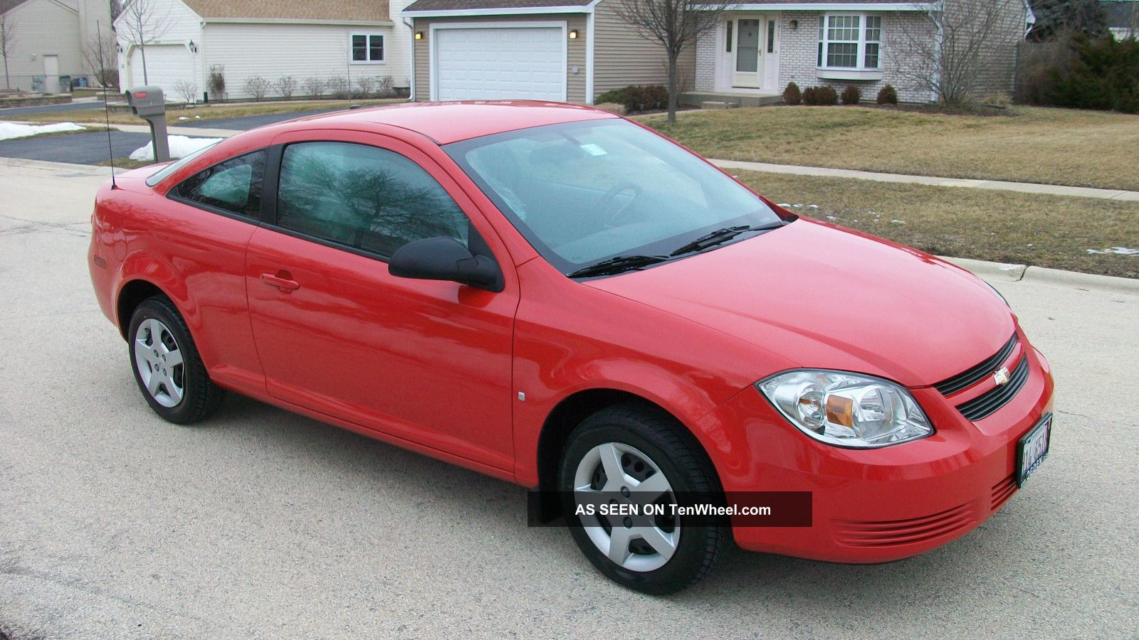 2008 chevrolet cobalt ls coupe 2 door 2 2l. Cars Review. Best American Auto & Cars Review