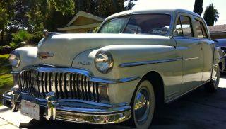 1949 Desoto Custom Rare Fluid Drive photo