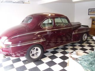 1947 Mercury 2 Door Coupe photo