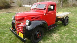 1941 Dodge 1.  5 Ton photo