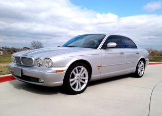 2005 Jaguar Xjr - - Supercharged 4.  2l V8 - - All Options,  Totally History photo