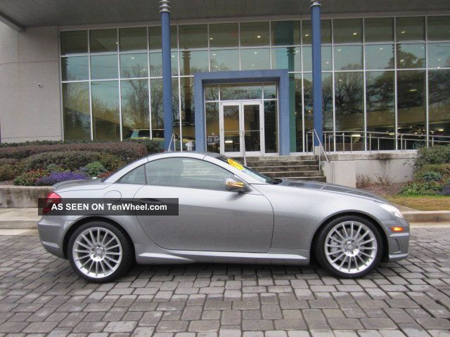 2010 mercedes benz slk350 convertible cpo for 2010 mercedes benz slk