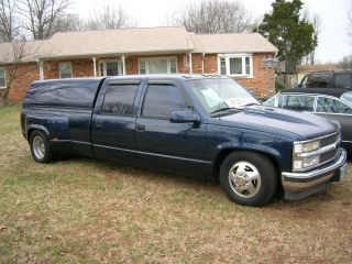 1995 Chevy 3500 Truck photo