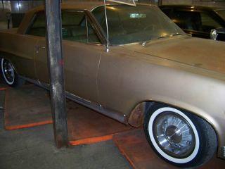 1964 Pontiac Bonneville 389 / 303hp photo