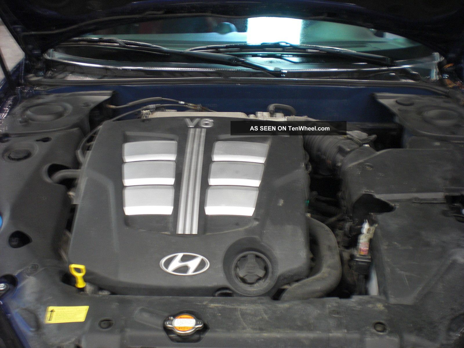 2013 Nissan Sentra Owners Manual >> 2007 Hyundai Tiburon Se With 2. 7 Liter Motor And 6 Speed ...