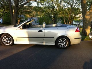 2005 Saab 9 - 3 Arc Convertible 2 - Door 2.  0l photo