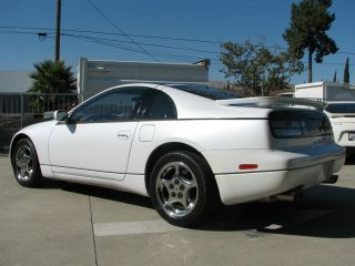1995 Nissan 300zx Turbo Coupe 2 - Door 3.  0l photo