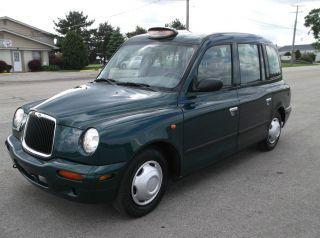 2003 London Taxi - Rare Find In North America Limosine,  Parades Classic Auto photo