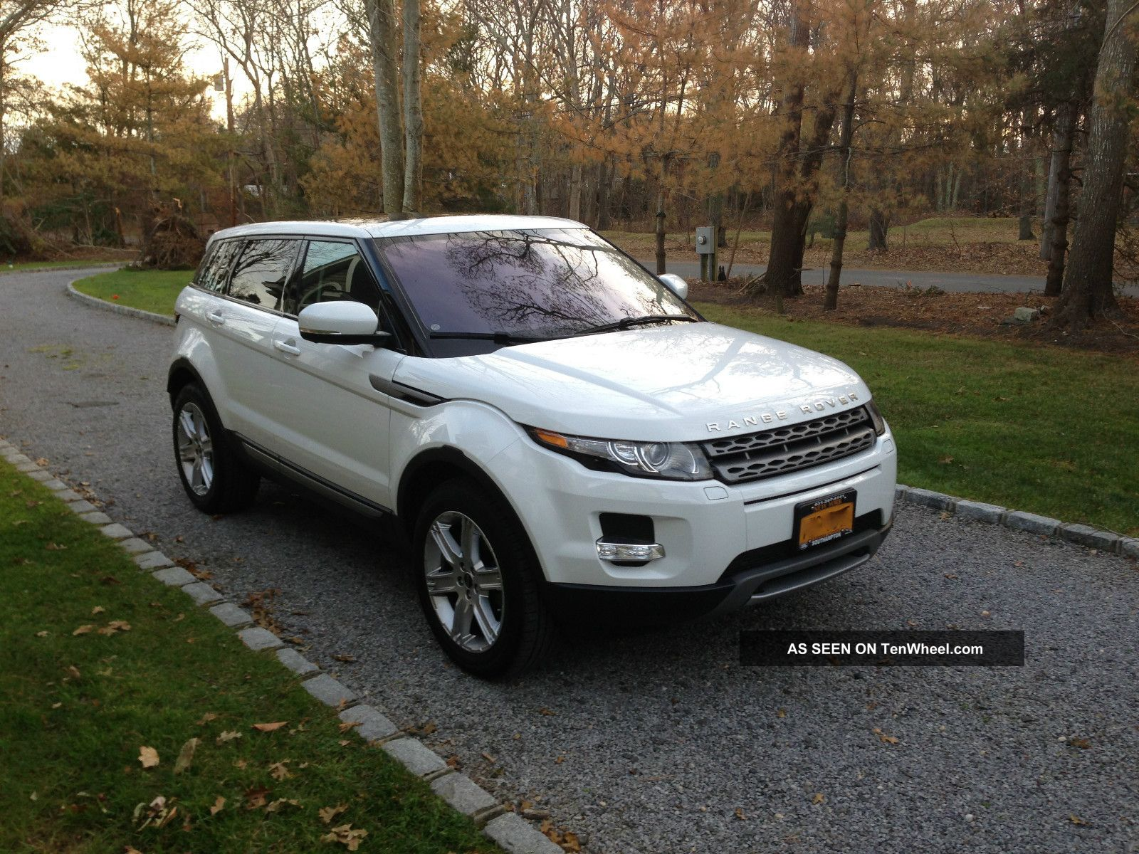 2012 Range Rover Evoque Evoque photo