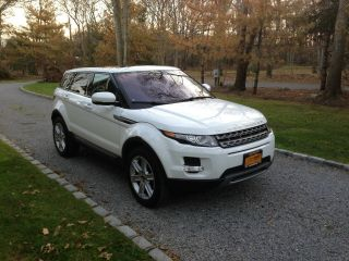 2012 Range Rover Evoque photo