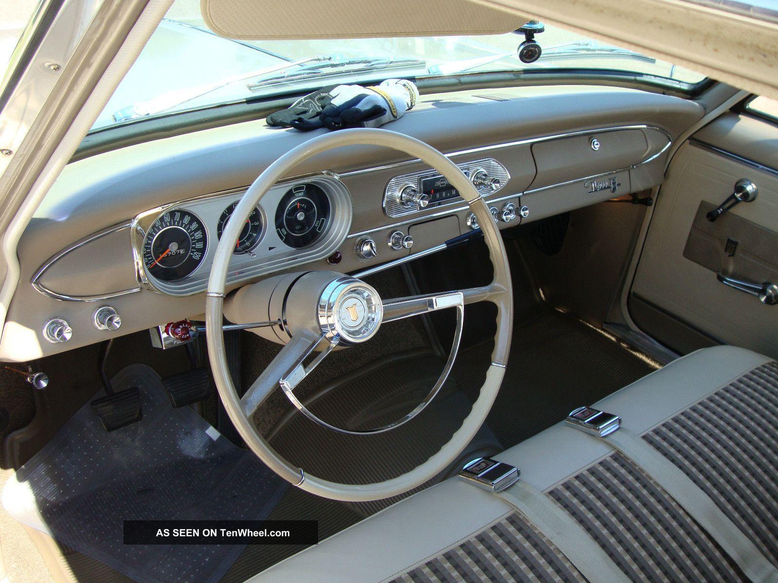 1964 Chevrolet Nova 100 Including Paint Interior Engine Drivetrain Chevy Truck Colors