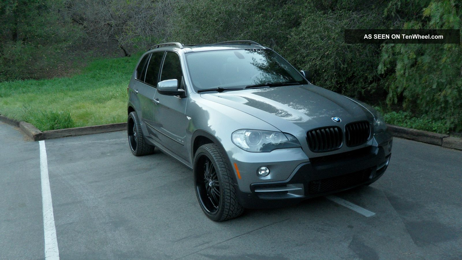 2009 Bmw X5 4.  8l Xdrive X5 photo