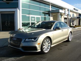 2012 Audi A7 Prestige Quattro Sedan photo