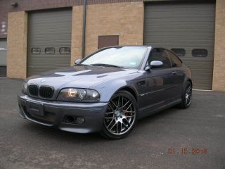 2003 Bmw M3 Coupe 2 - Door 3.  2l I6 Dinan Rare Color Very Fast Enthusiast Owned photo