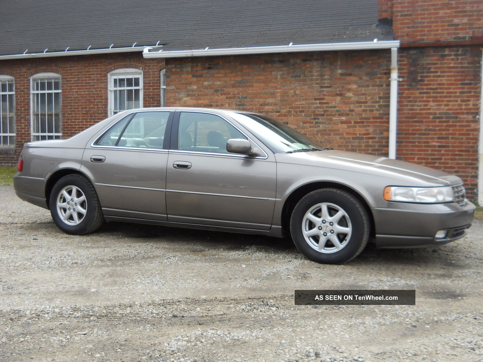 1999 Cadillac Sts 94k Northstar Engine Mechanic Special