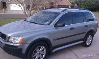2004 Volvo Xc90 T6 Wagon 4 - Door 2.  9l photo