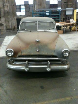 1951 Dodge Coronet Unrestored Collectors Warehouse Find photo