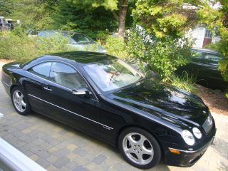 2005 Mercedes - Benz Cl 600 photo