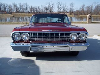 1963 Chevrolet Impala Ss photo