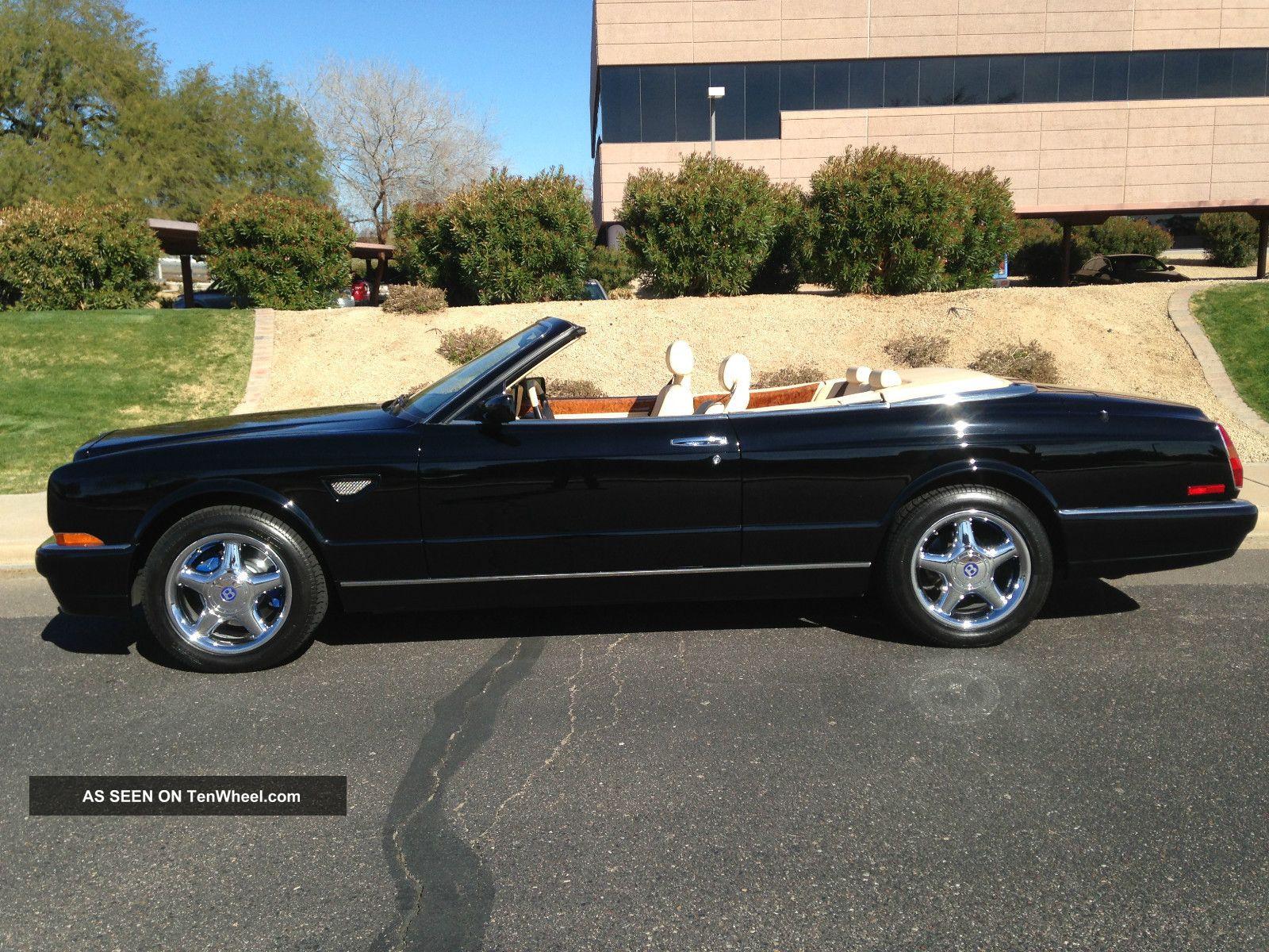 2000 Bentley Azure Mulliner 25k Huge Service At Dealer 3 / 12 Azure photo