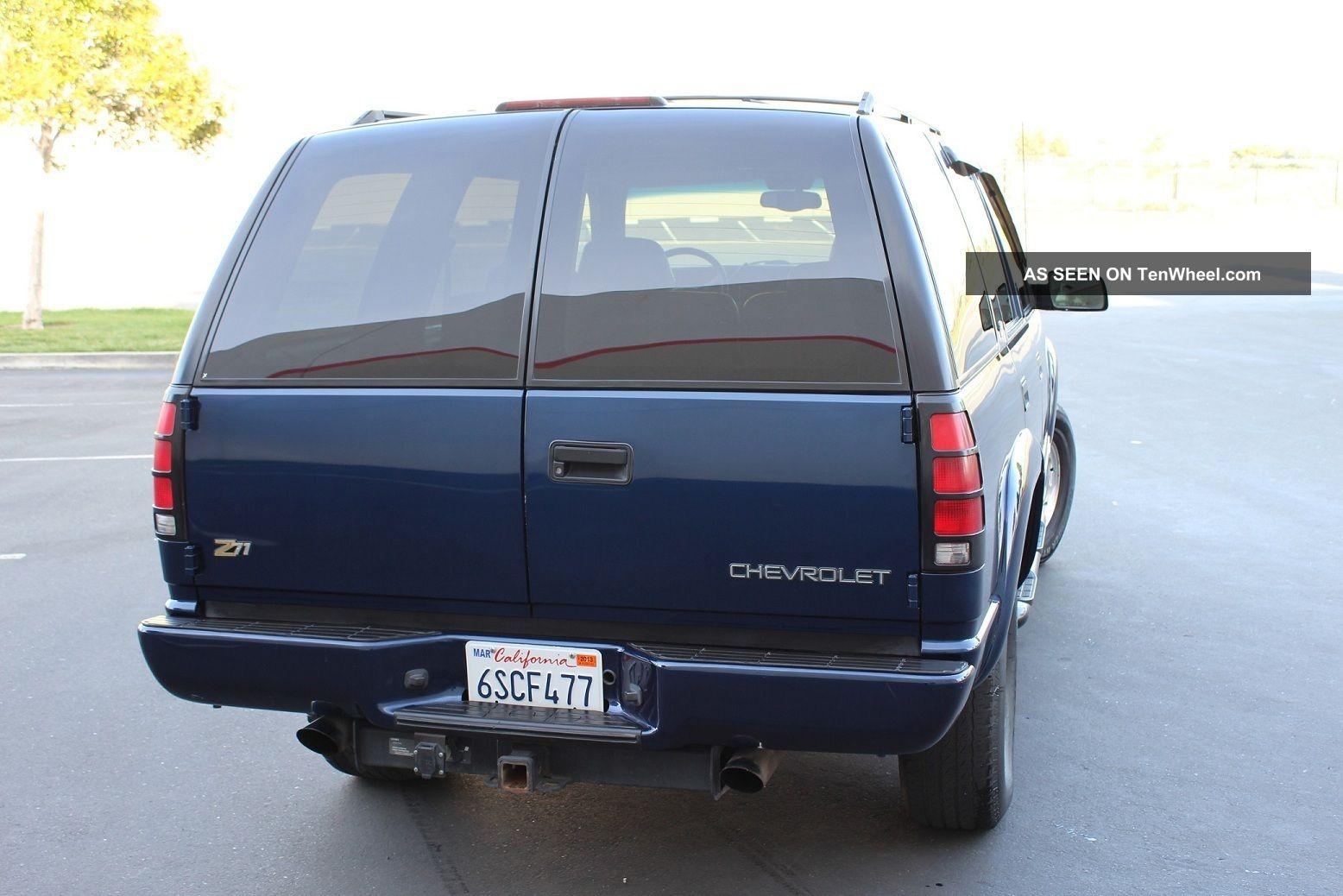 2000 Chevrolet Tahoe Z71 Excellent 4x4 Off Road