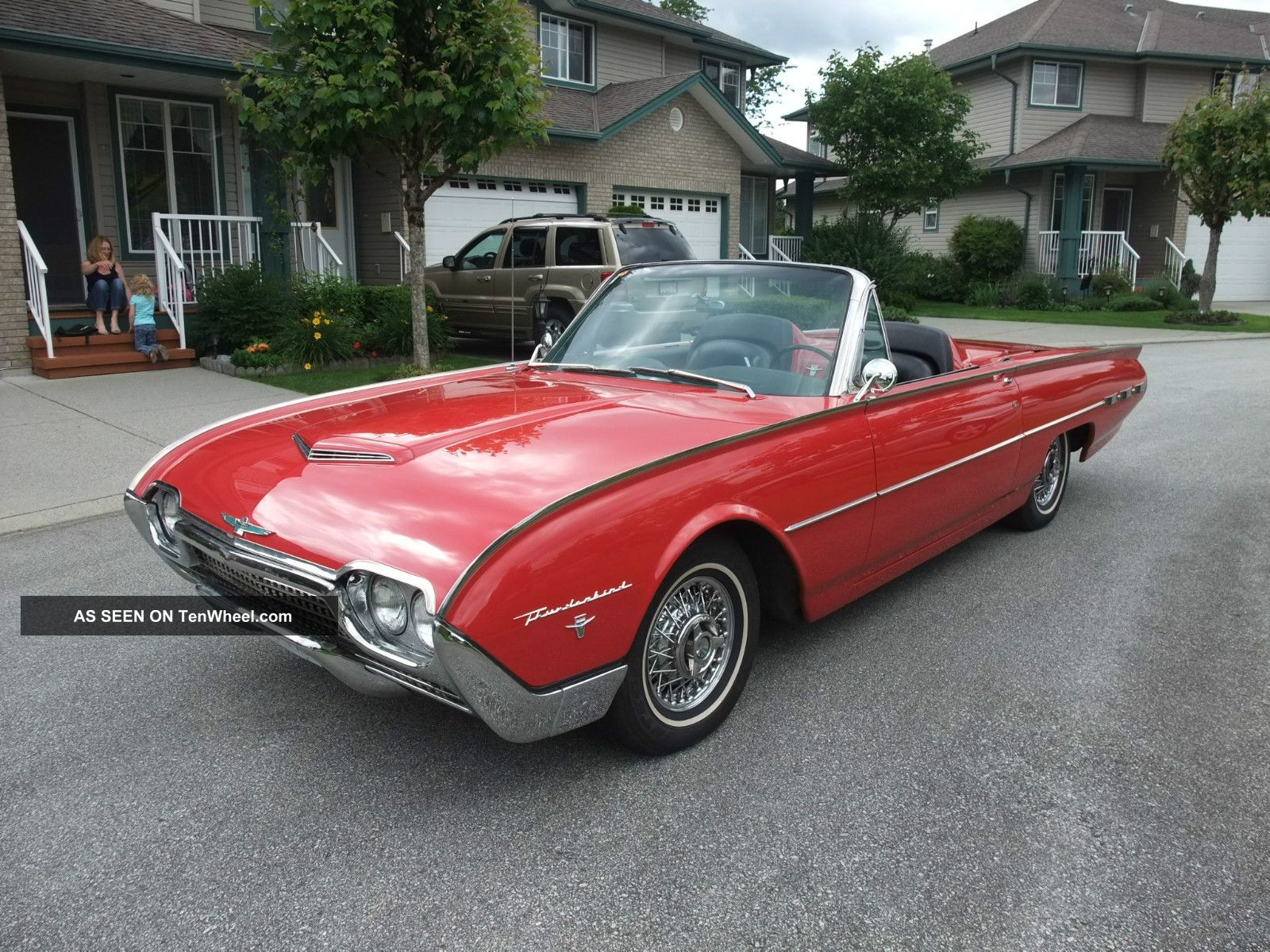 1962 ford thunderbird sports roadster2 door convertible. Cars Review. Best American Auto & Cars Review