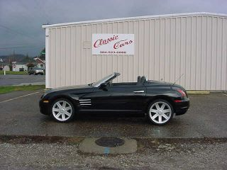 2005 Chrysler Crossfire Convertible Limited Loaded photo