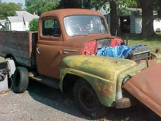 1953 International 3 / 4 Ton Pickup photo