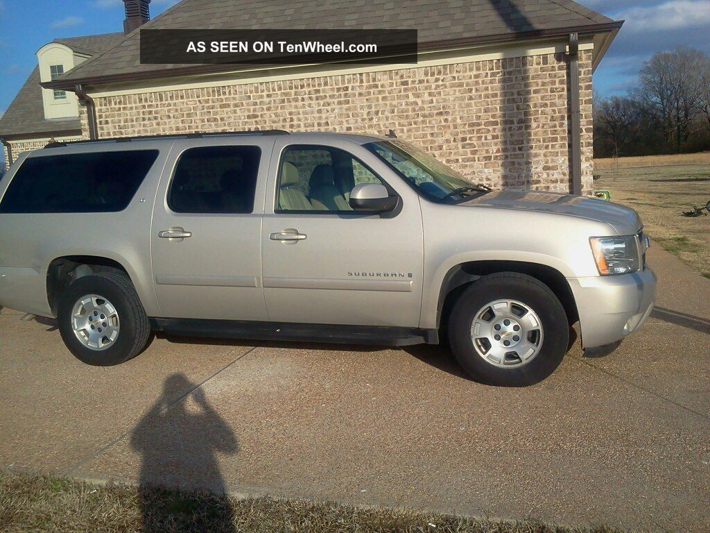 2007 chevrolet suburban 1500 lt sport utility 4 door 5 3l. Black Bedroom Furniture Sets. Home Design Ideas