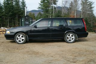 1998 Volvo V70 T5 Wagon 5 Speed photo